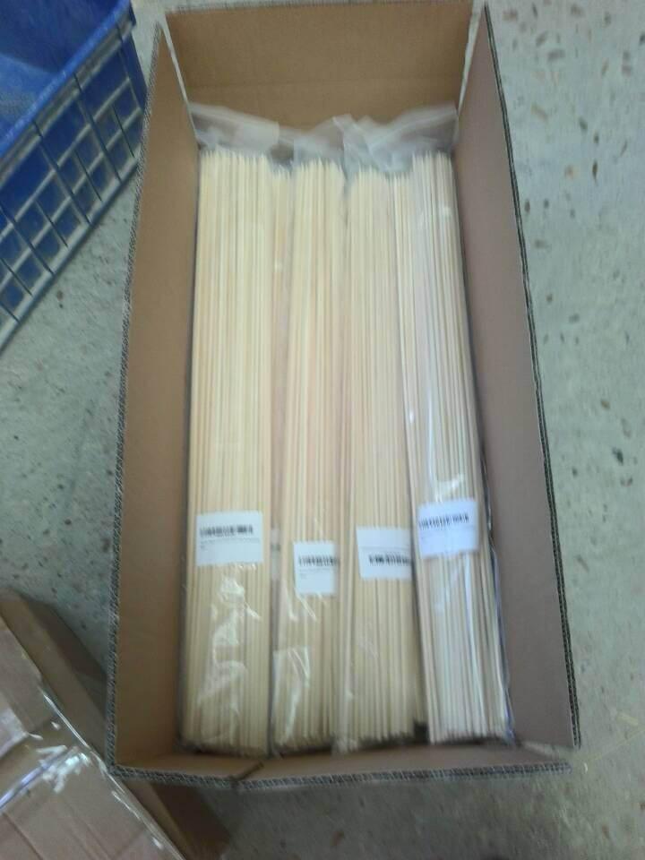 sticks in carton
