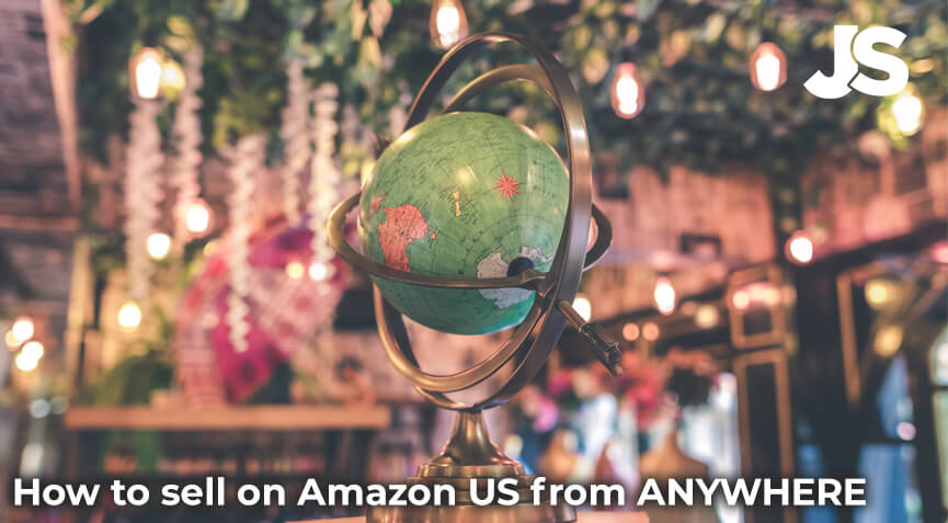Selling on Amazon from around the world