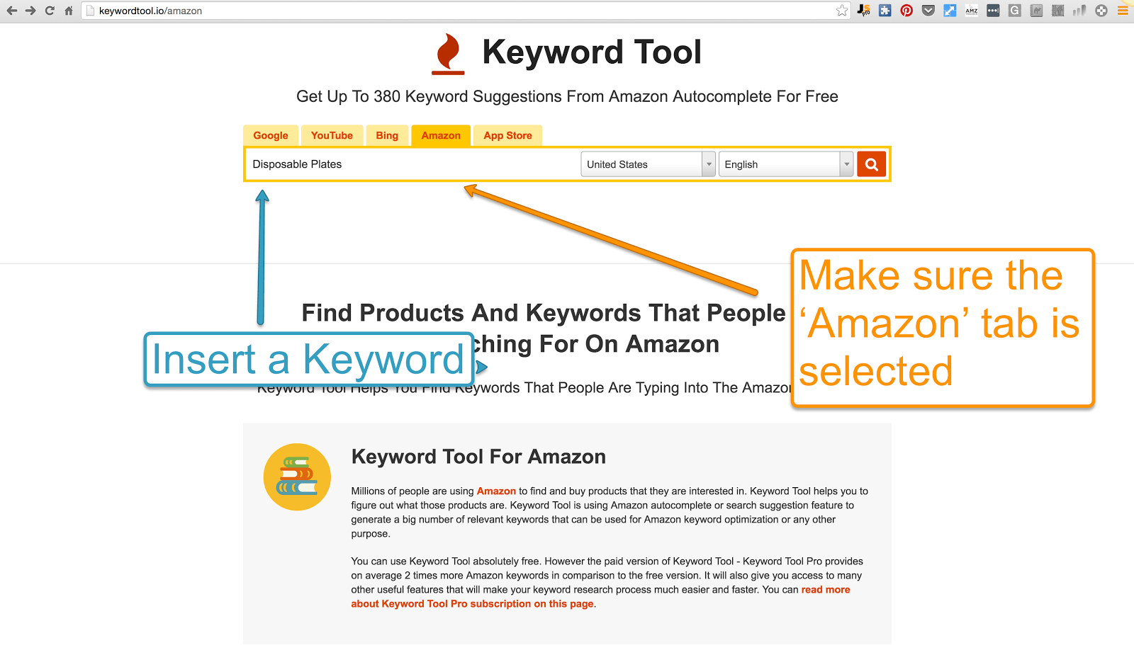 long tail keyword research 8