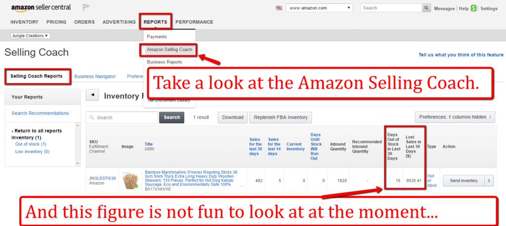 3 Amazon Inventory Management Mistakes That Will Cost You $$$
