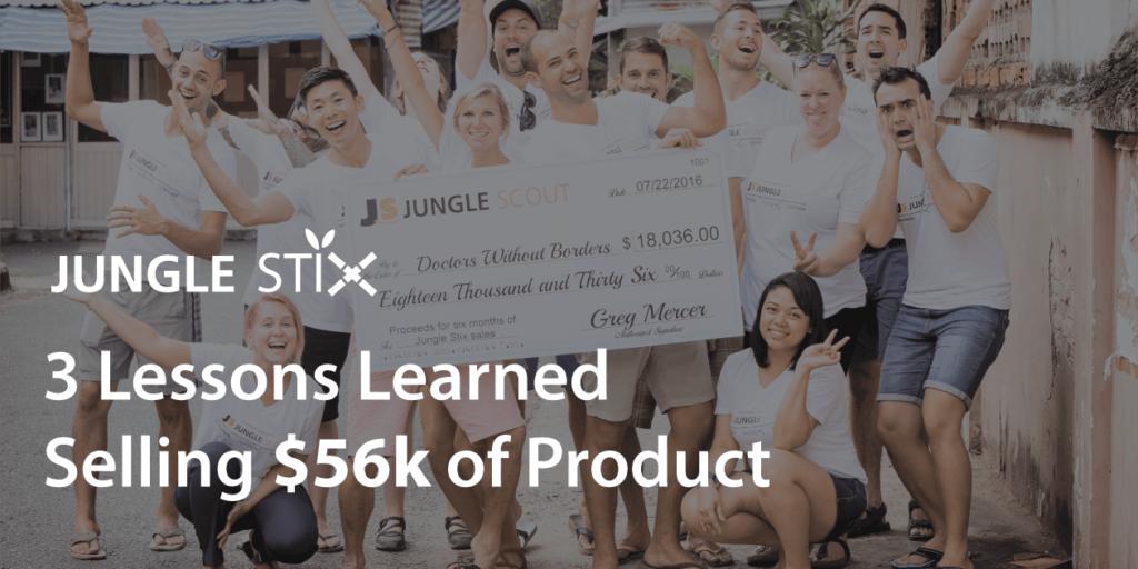 jungle scout donation check