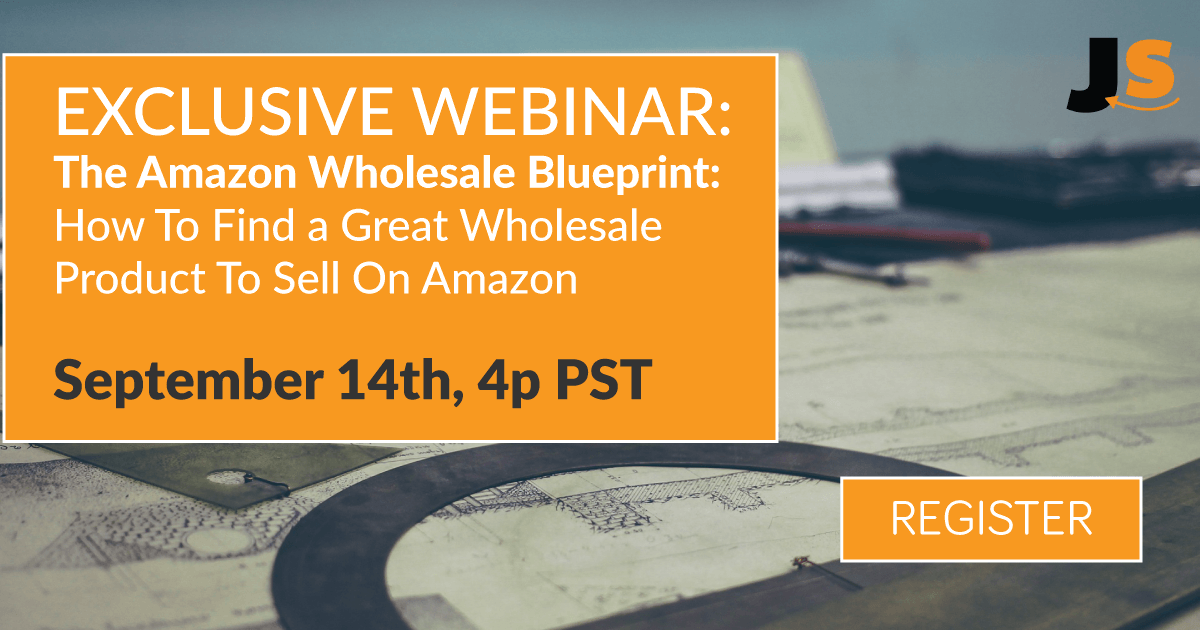 The Amazon Wholesale Blueprint: How To Find a Great Product