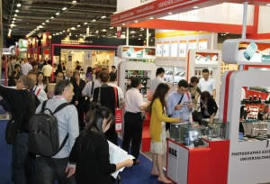 Image Of A Trade Show Hall