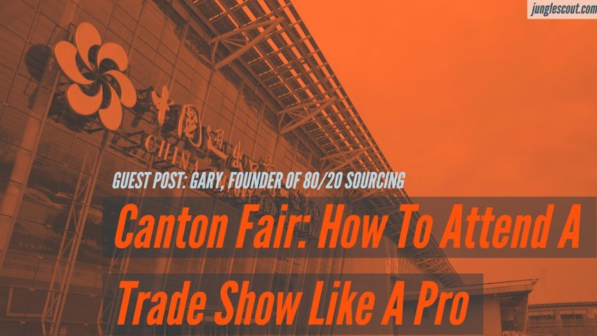how to attend a trade show
