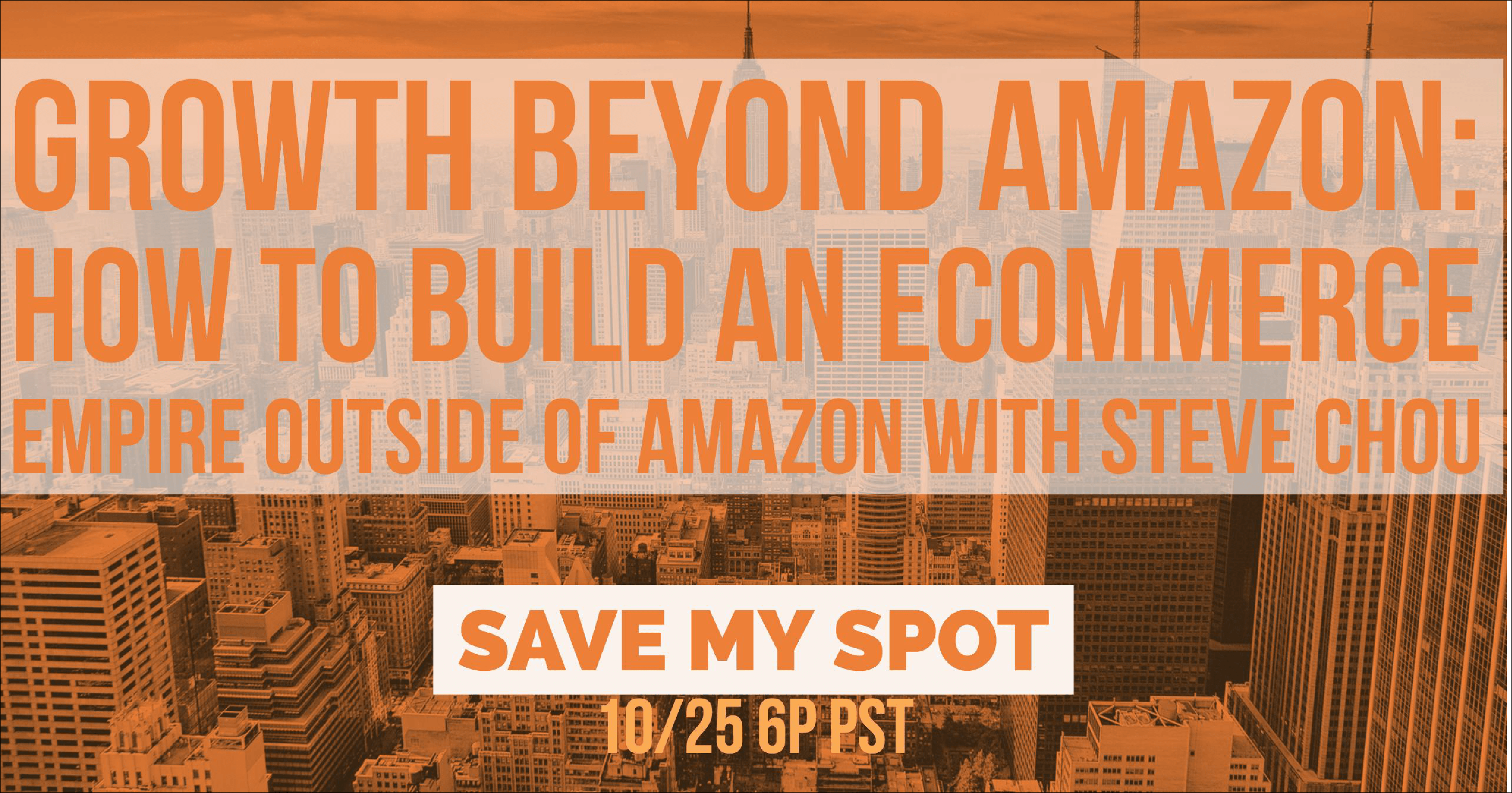 Growth Beyond Amazon: How To Build a Profitable Online Store