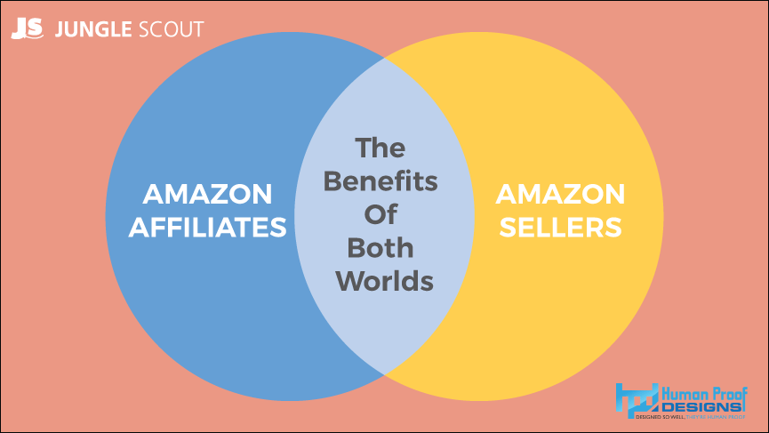 amazon affiliates vs amazon sellers