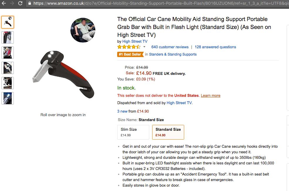 car-cane-us-listing