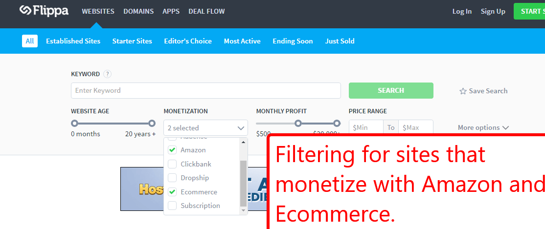 flippa_filters