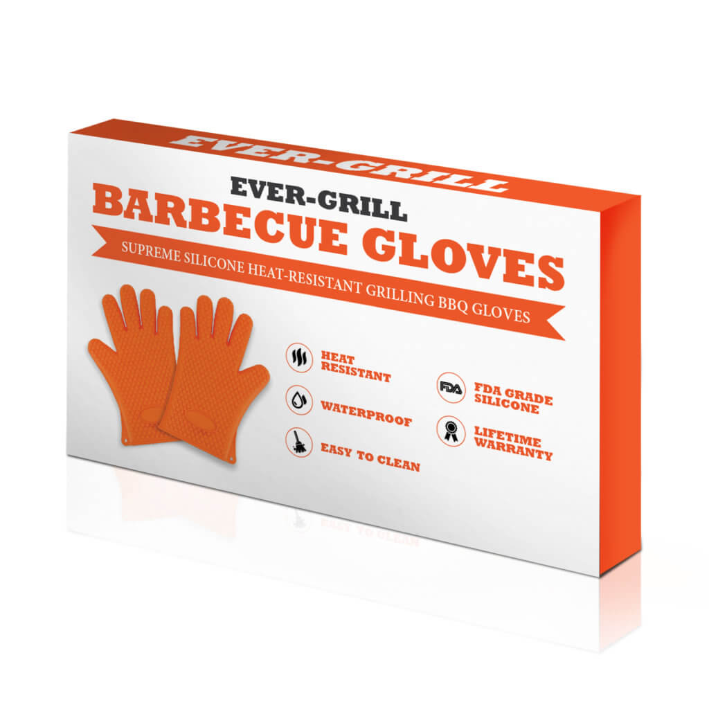 ever grill barbeque gloves