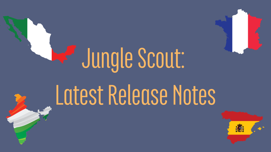 jungle scout december release notes