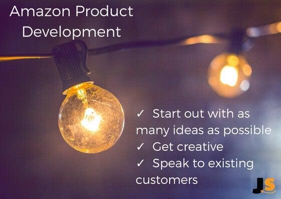 amazon product development