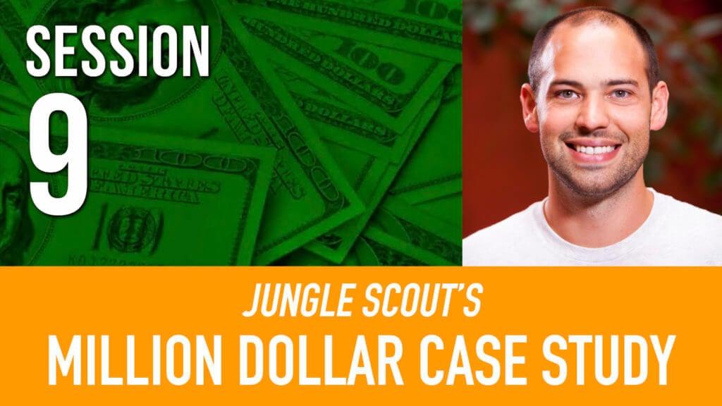 Million Dollar Session 9 Amazon best practices