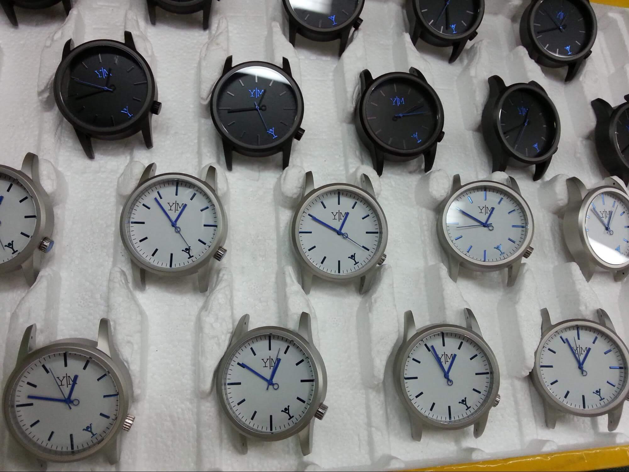 Watch case assembly