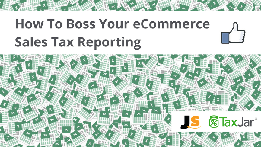 ecommerce sales tax reporting