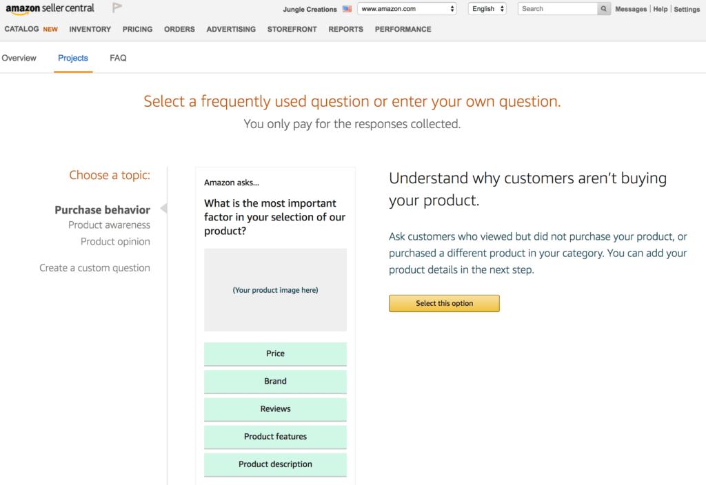 亚马逊Insights:亚马逊最新的秘密工具