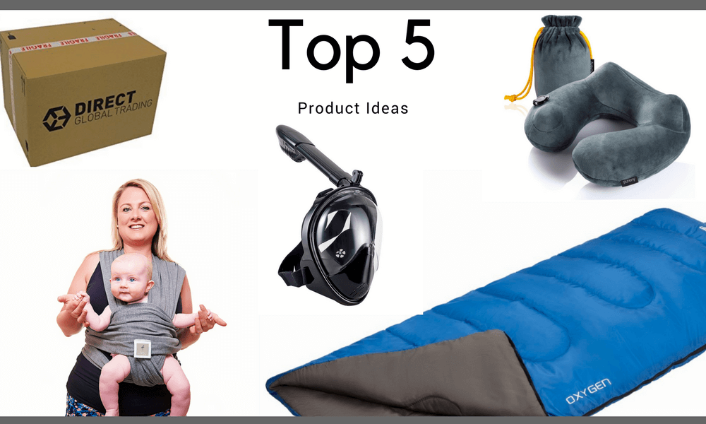top 5 products uk