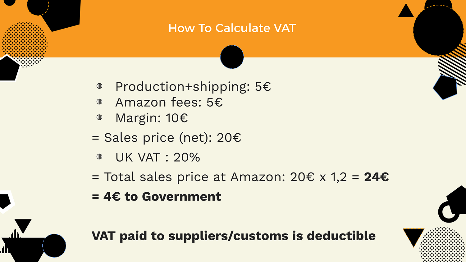 Million Dollar Case Study: Europe – Amazon Seller VAT in Europe