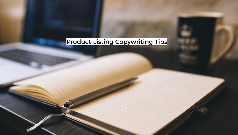 amazon product listing copywriting tips