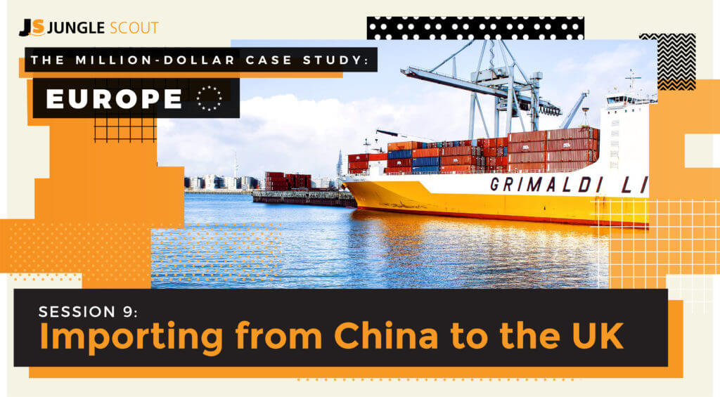importing from china to the uk