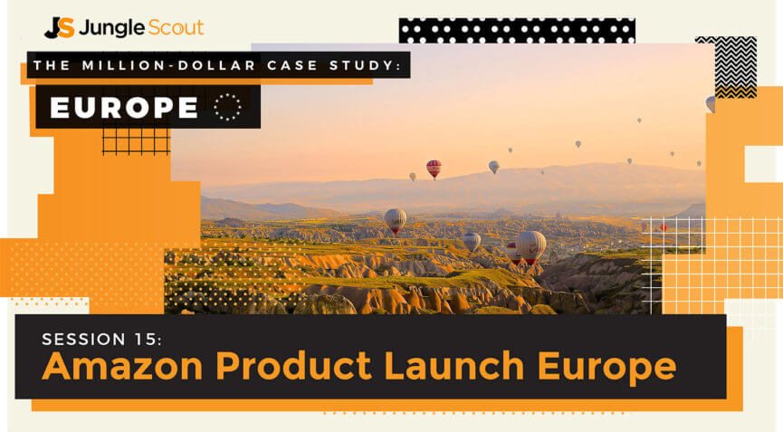 Amazon Product Launch Europe