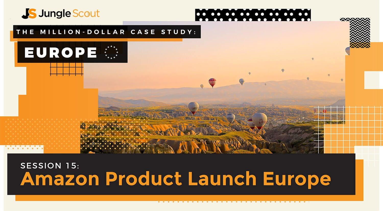 Amazon Product Launch Europe