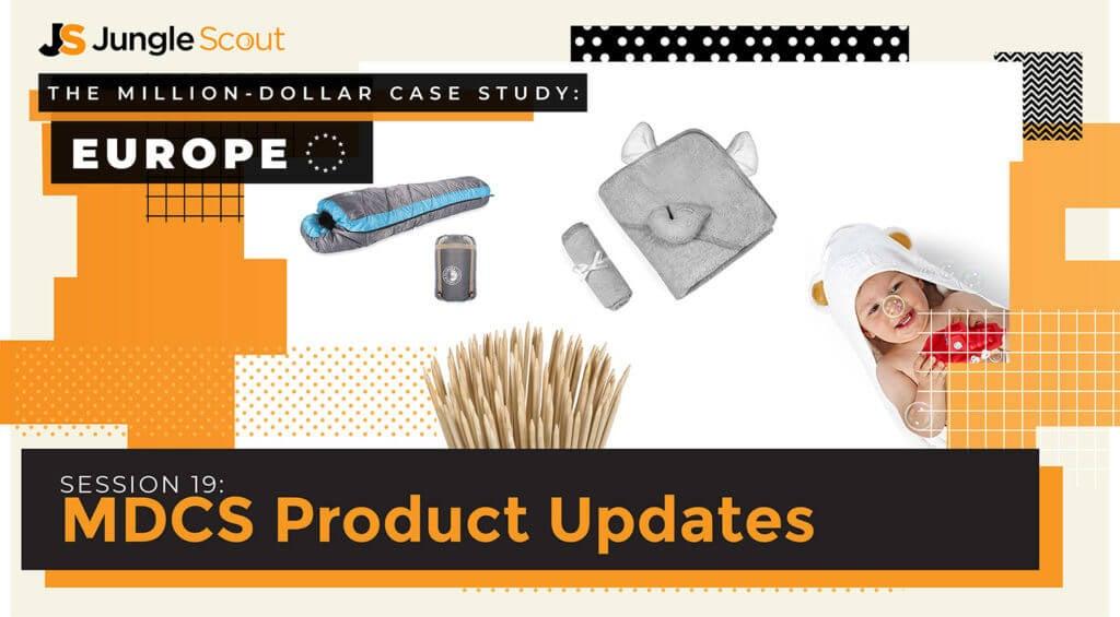 MDCS product updates