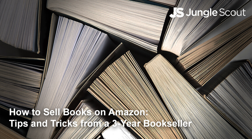 How to Sell Books on Amazon - Secrets for Selling Used Books