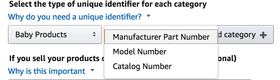 Manufacturer Part Number