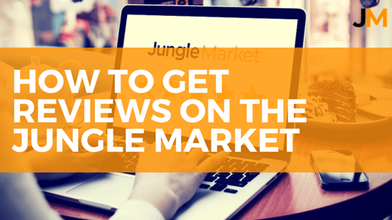 How to get reviews on the Jungle Market