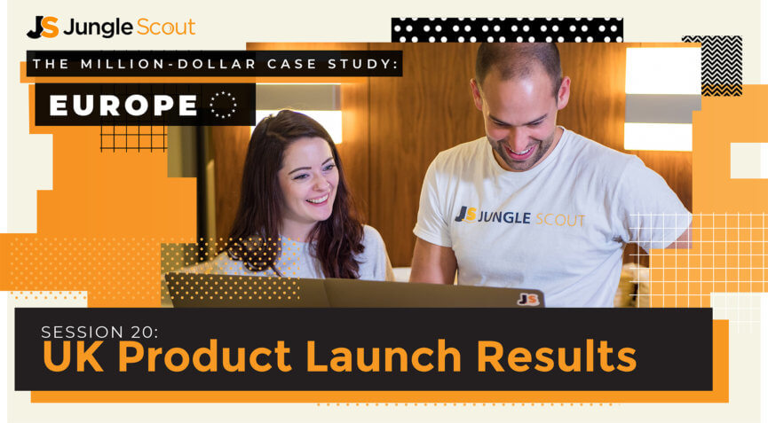 amazon uk product launch