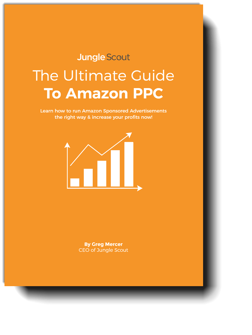The Ultimate Guide to Amazon PPC eBook cover