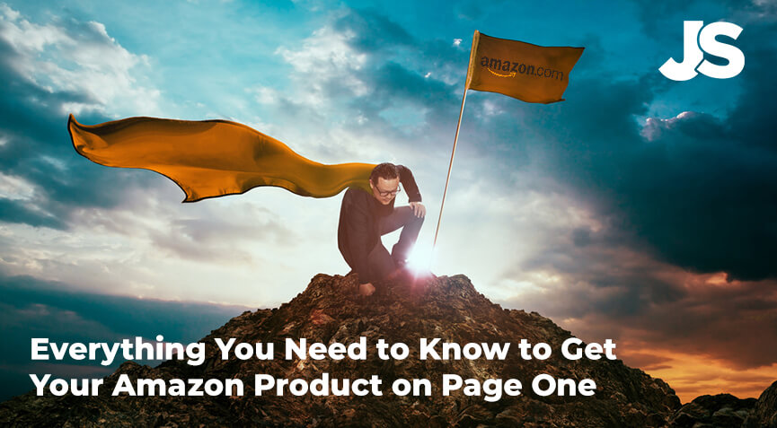 Amazon product ranking: everything you need to get your product on page one
