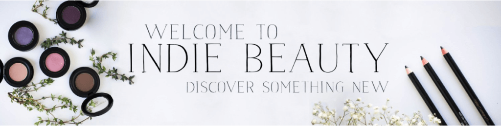 amazon indie beauty products