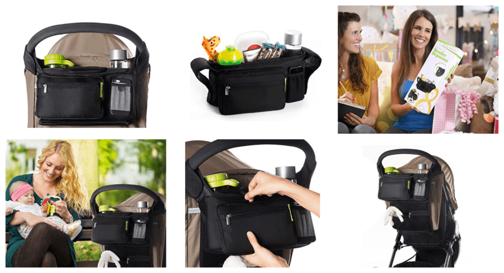 BEST STROLLER ORGANIZER for Smart Moms