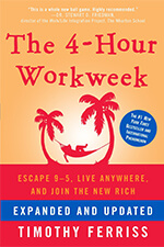 Best Business Books #2 - The 4-Hour Workweek by Tim Ferriss