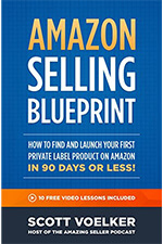 Best Business Books #5 - Amazon Selling Blueprint by Scott Voelker