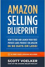Best Business Books #5 - Amazon Selling Blueprint by Scott Voelker