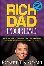 Best Business Books #1 - Rich Dad Poor Dad by Robert Kiyosaki