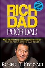 Best Business Books #1 - Rich Dad Poor Dad by Robert Kiyosaki