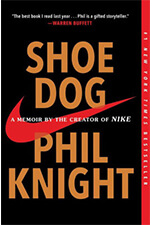 Best Business Books #7 - Shoe Dog by Phil Knight