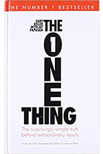 Best Business Books #3 - The One Thing by Gary Keller and Jay Papasan