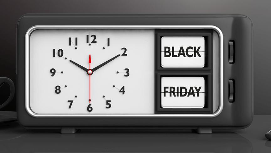black friday alarm clock