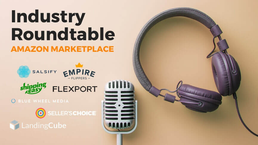Amazon Marketplace Effect: headphones and microphone