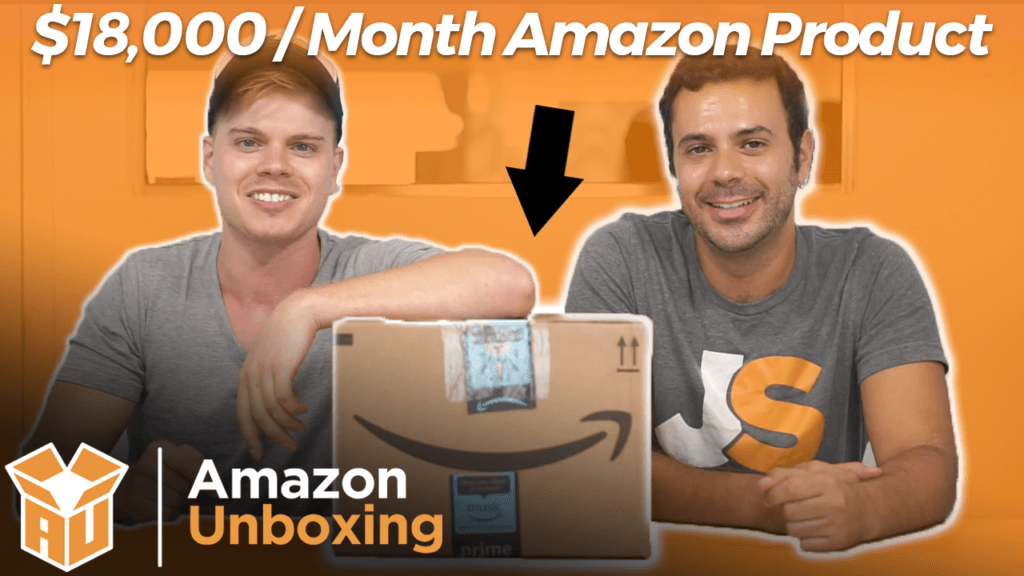 Episode 2 Amazon Unboxing YT
