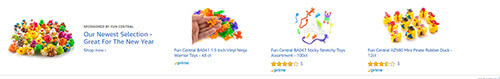 Amazon Brand Registry - Headline Search Ads