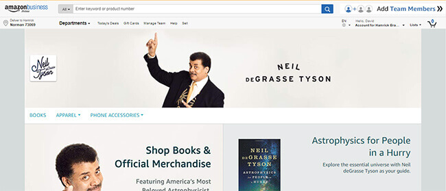 amazon brand registry - amazon storefronts