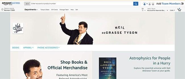 amazon brand registry - amazon storefronts