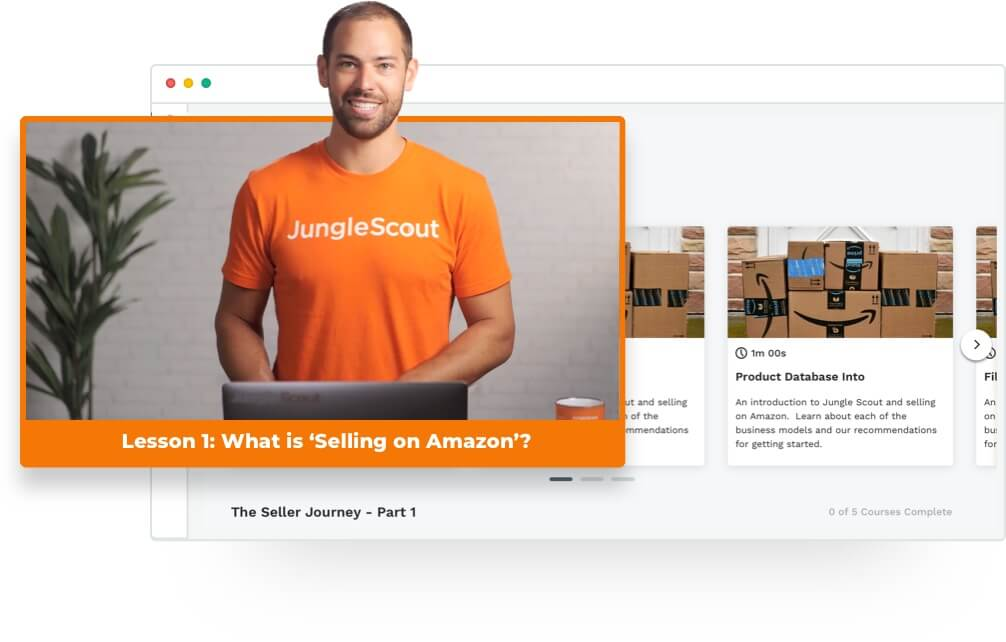 free version of jungle scout