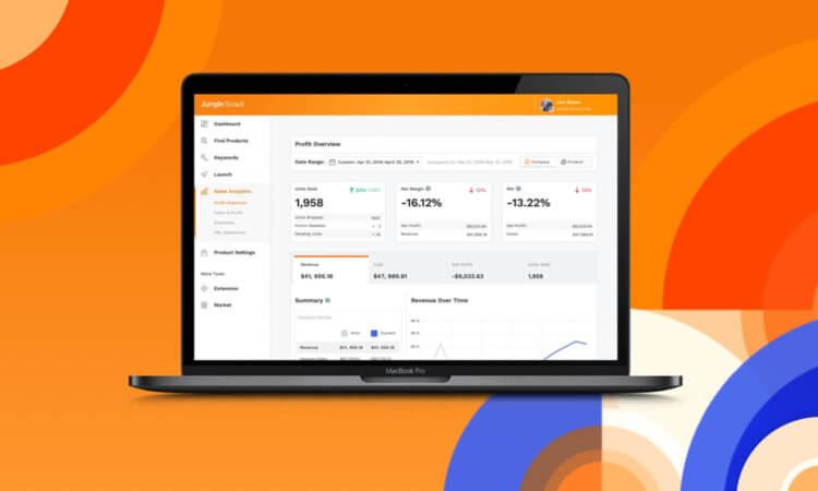 amazon sales estimator extension