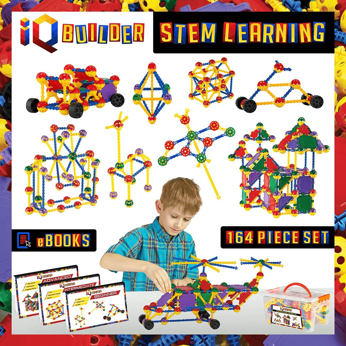 STEM gifts: IQ Builder